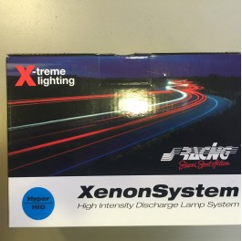 KIT XENON XENO H1 slim